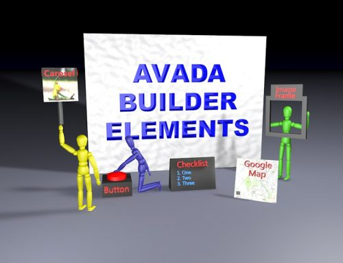 Avada Builder Element Examples