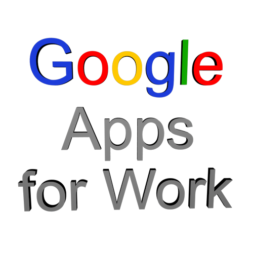 Google Apps for Work Icon