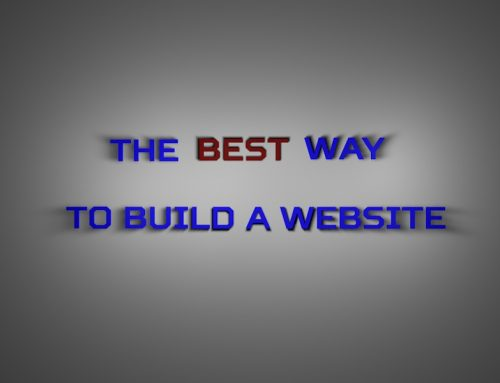 The Best Way to Build a Website